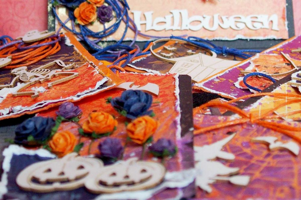 A je tady ... Halloween!