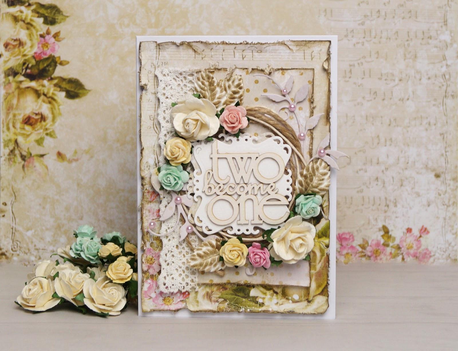 WEDDING CARD - Kytičky Wild Orchids