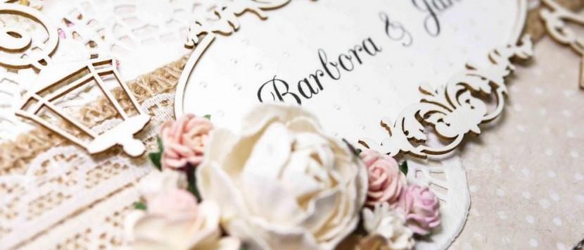 DIANA... Svatební kniha hostů Park Avenue