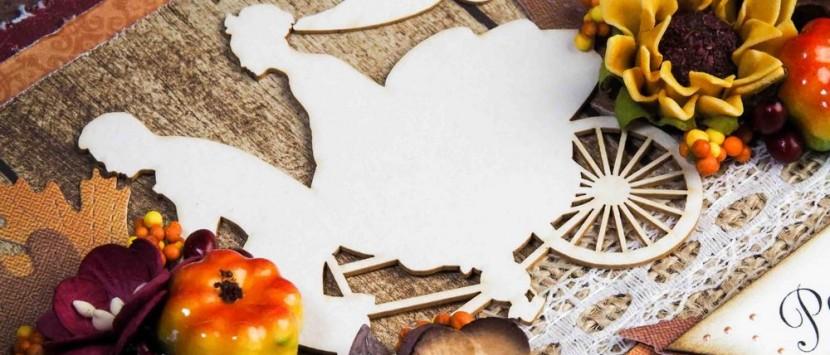 DIANKA... Podzimní svatební kniha - o důvod víc, proč se brát na podzim