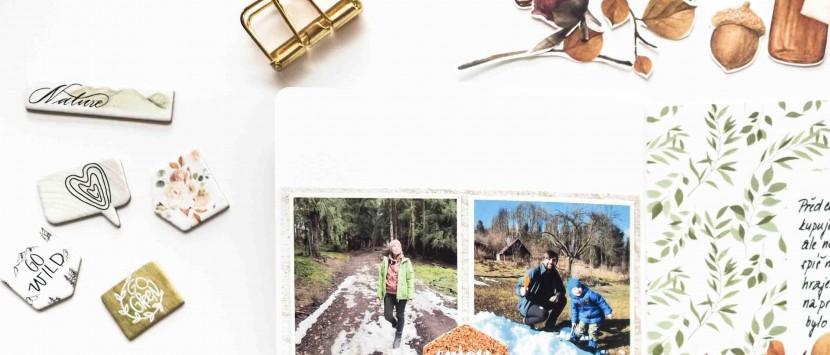 DIANKA... S cestovním deníkem do přírody i do města