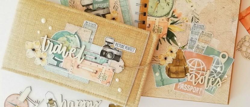 LUCIA POSPÍŠILOVÁ...  Zápisník, album a přání pro cestovatelku