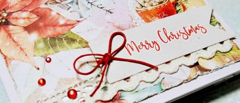 JITKA... 3D vánoční přání a v hlavní roli laň