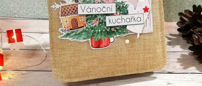 LUCIA... Mini kuchárská kniha na pečenie vianočných dobrôt