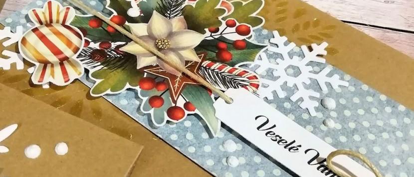 LUCIA... VIDEONÁVOD: Vianočné priania aj pre začiatočnikov
