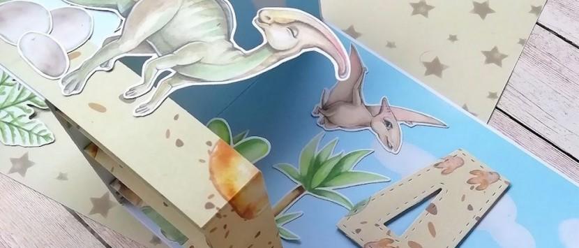LUCIA... Dinosaury útočia