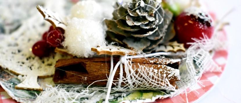 MILUŠKA... VIDEONÁVOD: 2 v 1 - Vánoční přání nebo visačka