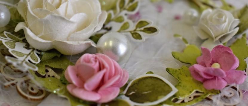 MILUŠKA... VIDEONÁVOD: Romantické přání s hnízdečkem z organzy