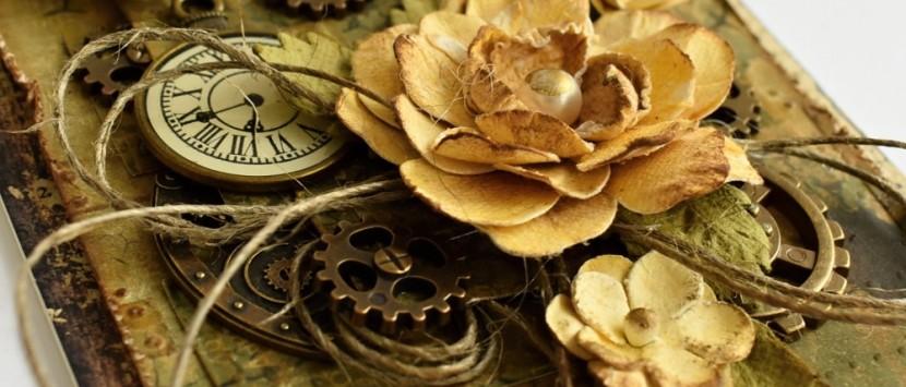 MILUŠKA... VIDEONÁVOD: Přání pro milovníka steampunku