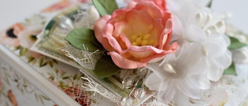 MILUŠKA... VIDEONÁVOD: Svatební exploding box