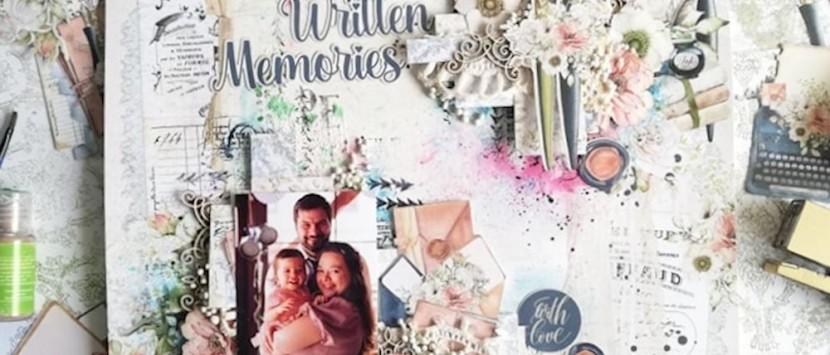 MÍŠA... Rodinná fotografie aneb vzpomínky na papíře