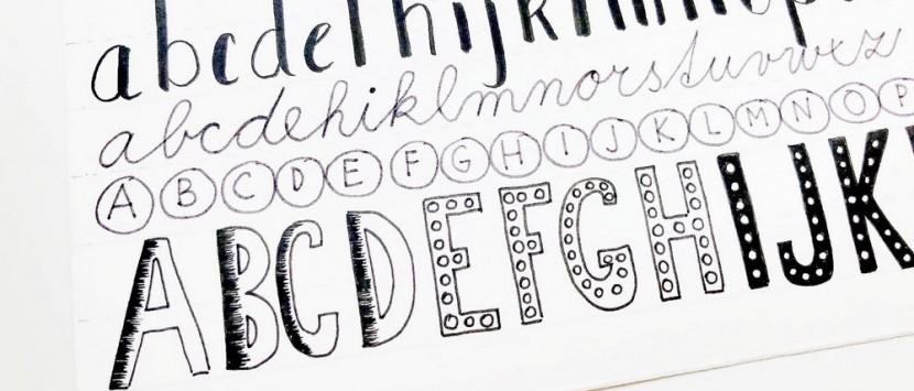 MONČA... 10 rad k dokonalejšímu ručnímu psaní