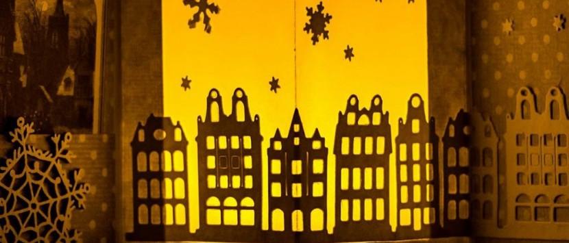 TIMONA... Ako sa z vianočného pozdravu stane svietnik