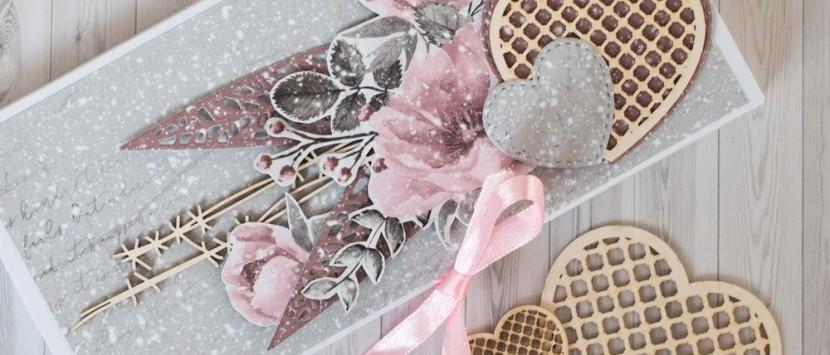 PETRA... Valentýnský obal na čokoládu