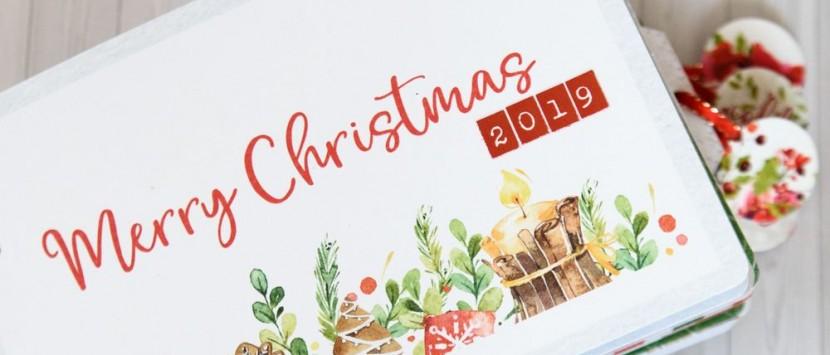 PETRA... December Daily aneb album plné vánočních vzpomínek