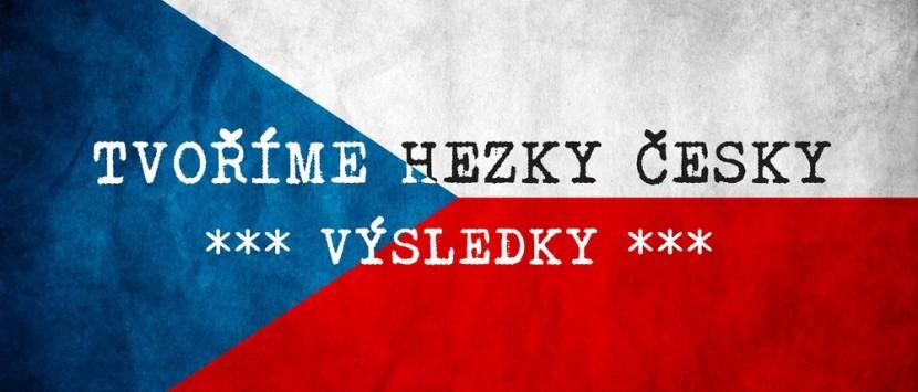 VYHLÁŠENÍ... Tvoříme hezky česky aneb 100. výročí Československa