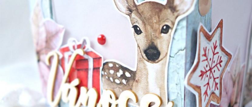 VIPETA...Vykouzlete si vánoční atmosféru s papírovou lucernou