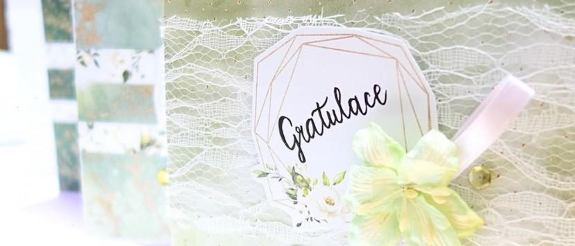 VIPETA... VIDEONÁVOD: Jednoduchá svatební přání