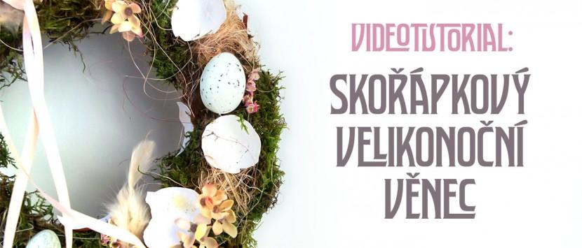 VIDEONÁVOD - Velikonoční věnec