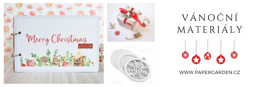 Vánoční materiály