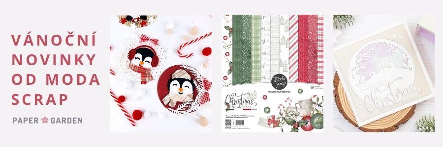 Vánoce od Moda Scrap