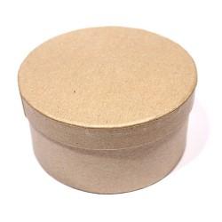 Kulatá krabička 10 x 5 cm