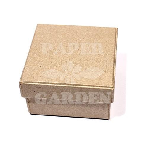 Čtvercová krabička 7 x 7 x 4 cm