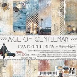 AGE OF GENTLEMAN - 6 x 6