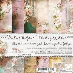 VINTAGE TREASURE - 6 x 6
