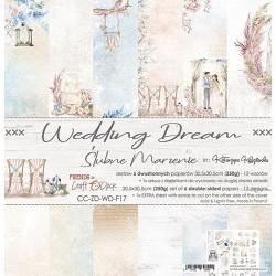 WEDDING DREAM - 12 x 12