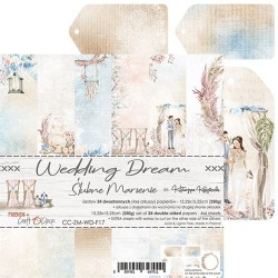 WEDDING DREAM - 6 x 6