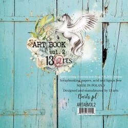 ART BOOK 2 - 8 x 8