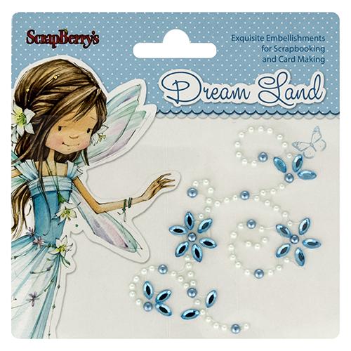 DREAM LAND - Pearl Swirl - Blue