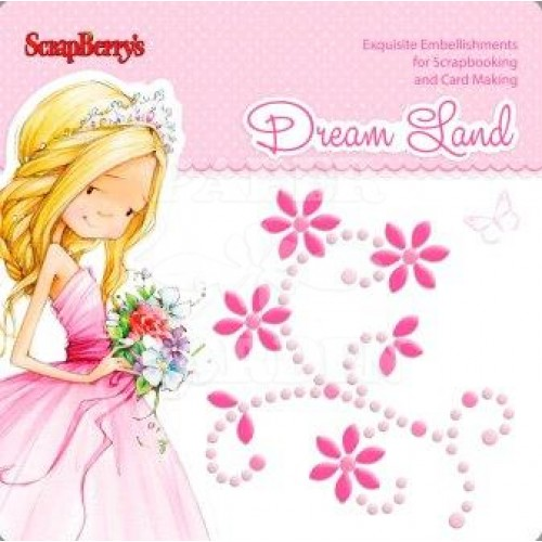 DREAM LAND - Pearl Swirl - Pink