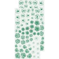BASIC FLOWER SET - Mint - 6 x 12