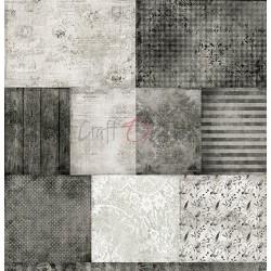 GRAY MOOD - 12 x 12