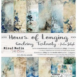 HOURS OF LONGING - 12 x 12