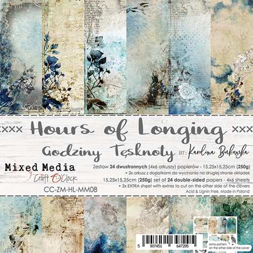 HOURS OF LONGING - 6 x 6