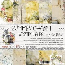 SUMMER CHARM - 8 x 8