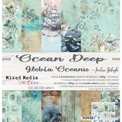 OCEAN DEEP - 12 x 12