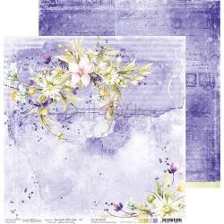 SUMMER FLOWERS - 12 x 12