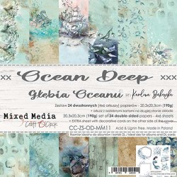 OCEAN DEEP - 8 x 8