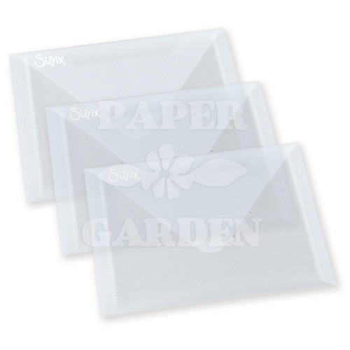 Plastové obálky - 3 ks