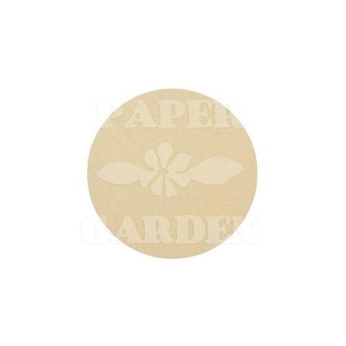 Základ pro minialbum - Kruh (10 ks)
