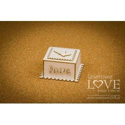 HOLLY AND WHITE - krabička s prstýnky