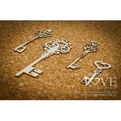 STEAMPUNK HEAVEN - klíče