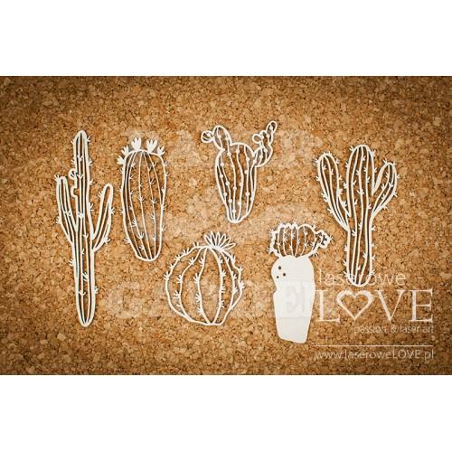 LOVE LLAMA - kaktusy