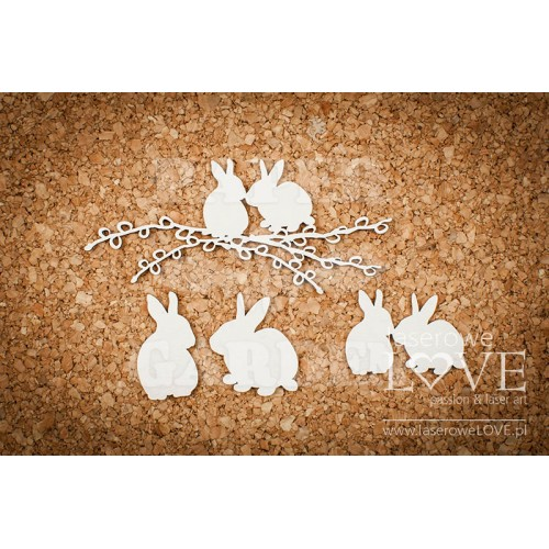 YELLOW SPRING - Zamilovaní králíčci