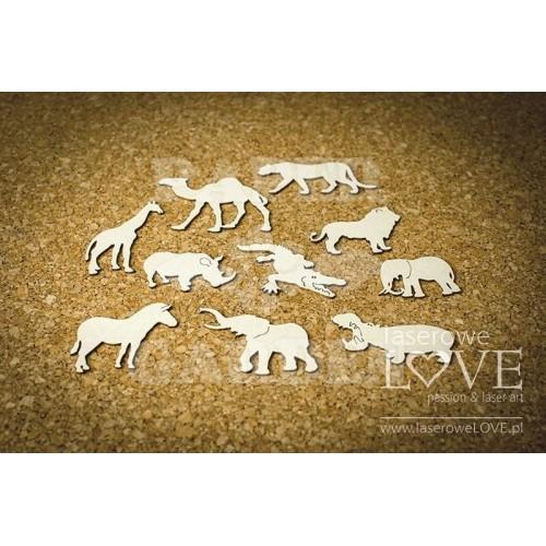 LITTLE SAFARI - zvířátka