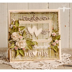 SIMPLE WEDDING - Ornamenty